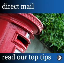 Top tips for direct mail