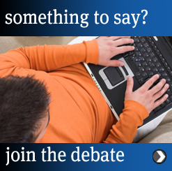 join the debate