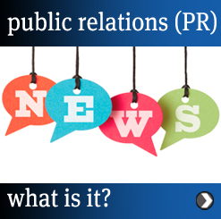 what is PR?